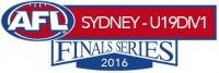 2016 U19s Division 1 - North Shore vs UNSW/ES